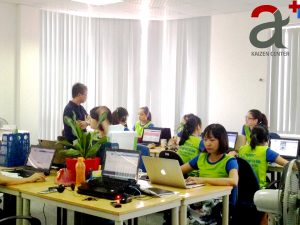 Jupviec thay đổi toàn diện, chuyên nghiệp hoá tác phong nhân viên