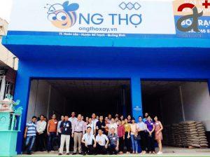 Huấn luyện chuẩn tác phong dịch vụ cho Ongthoxay