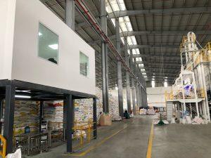 Khảo sát hệ thống quản lý chất lượng tại nhà máy Hưng Việt