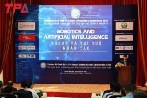 A+ cố vấn cho TPA tại Hội nghị thường niên Khu Công nghệ cao